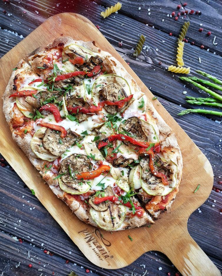 Пинца «Вегетарианская»